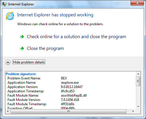 Internet Explorer Does Not Work- Find Our Why & Solve It