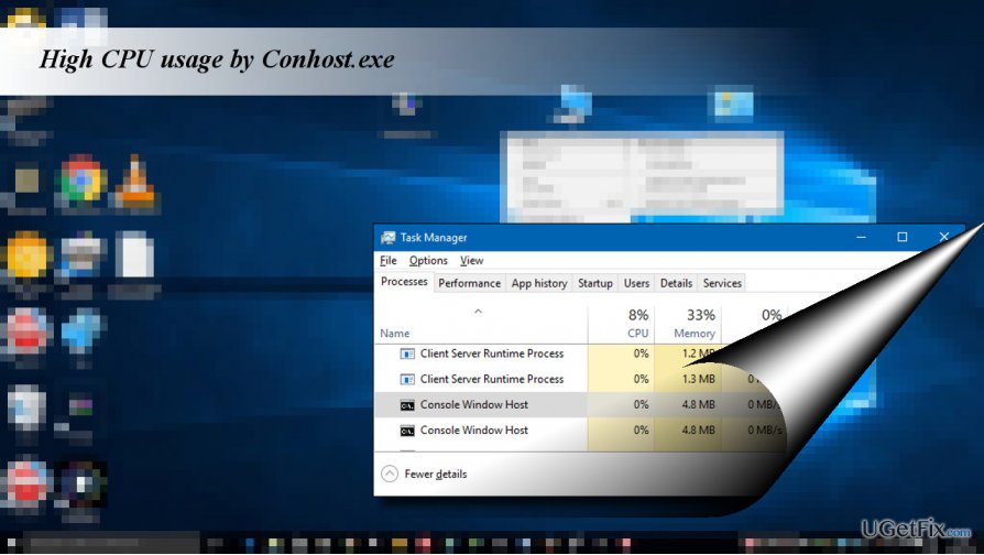 Tips To Remove Conhost.exe Virus From Windows