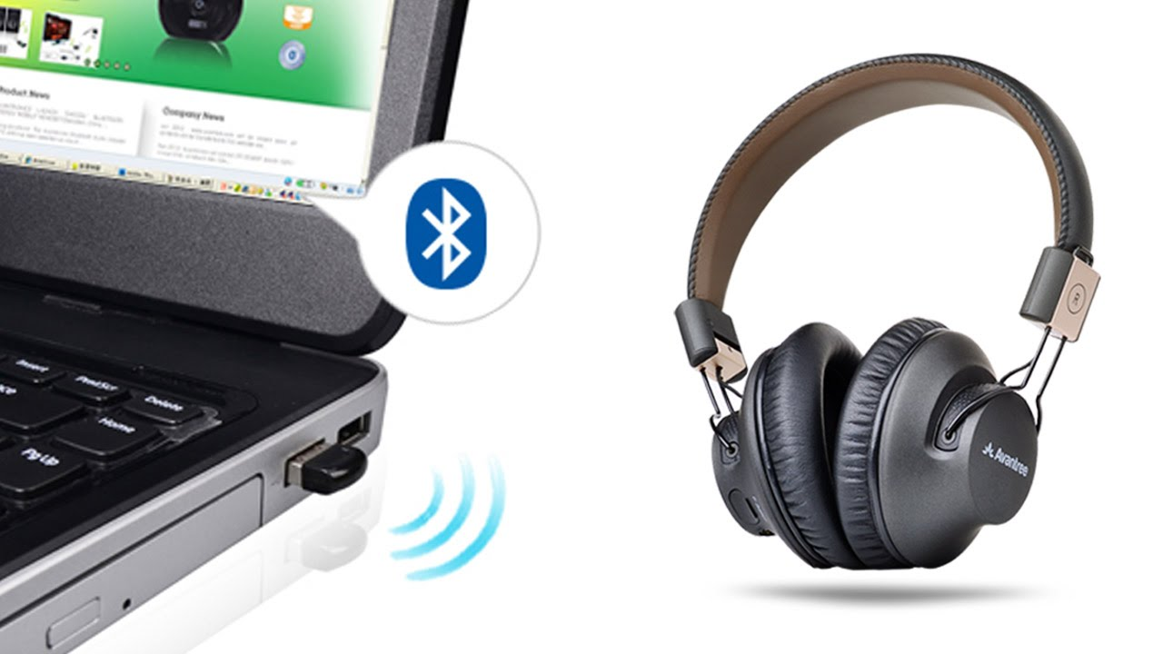 How To Connect Bluetooth Headphones To The Computer: We Proceed In Steps