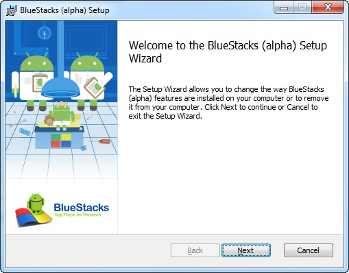 bluestacks use