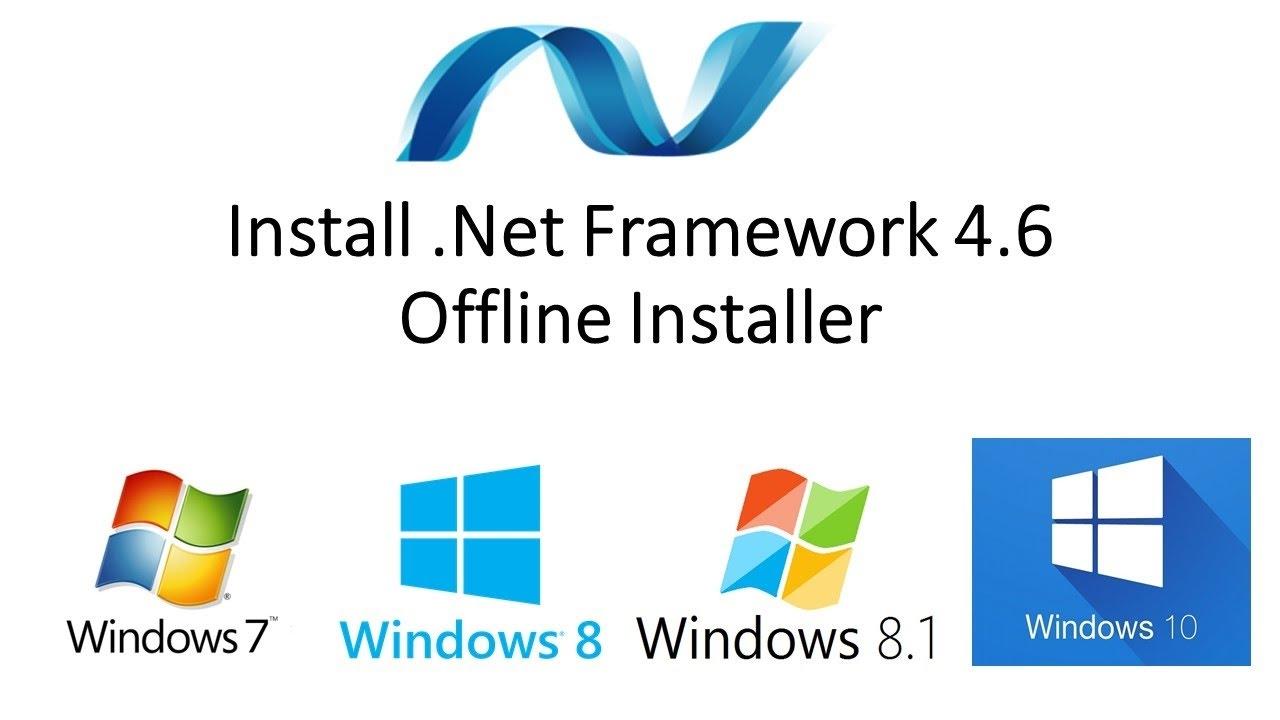 NET Framework Update