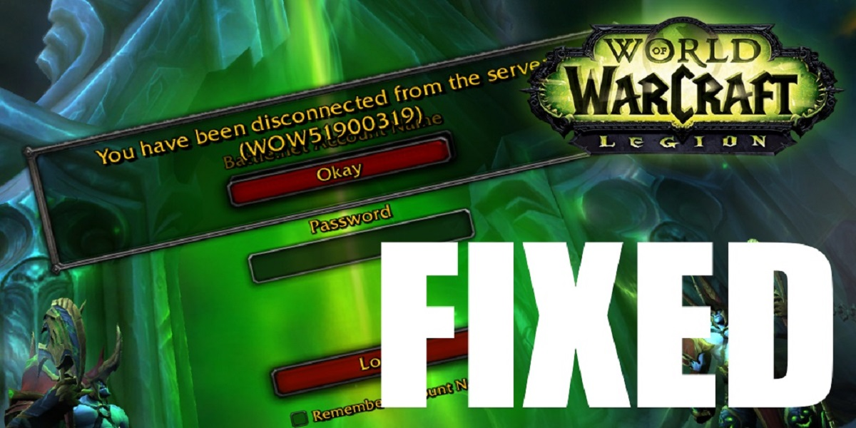 All About The Error WoW51900319 And The Ways To Get Some Quick Fixes