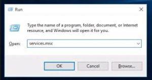 iTunes error 0xe8000015