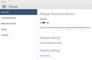 Bluetooth Errors in Windows 10