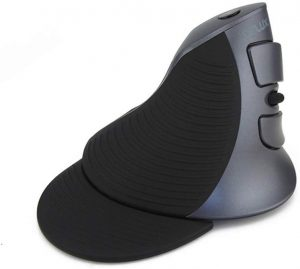 Delux 2.4GHz Wireless Ergonomic Vertical Mouse